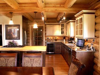 Rustic timber house plans