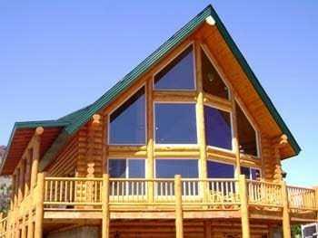 Bank loans for log homes