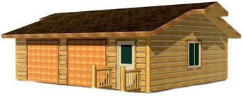 Best Quality Low Cost Custom Log Storage Building Prints