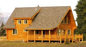 Custom Manufactured Chalets