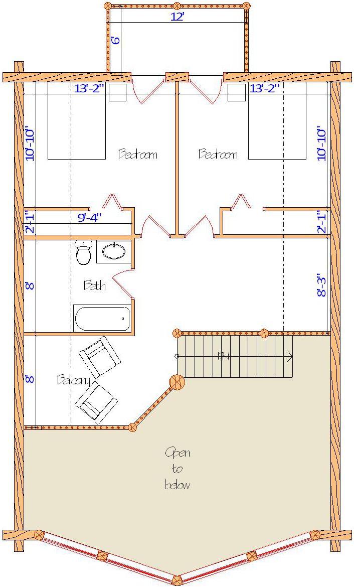 28x40 Sundown Loft