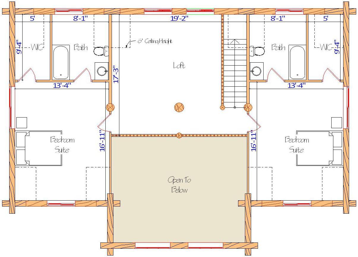 28x48 Lakeview Loft