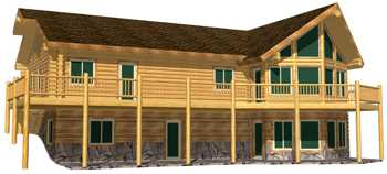 28x52 Tundra Ranch 3D Front