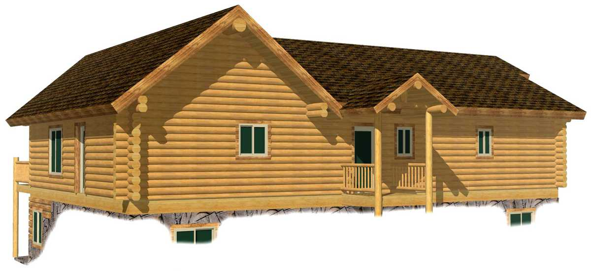 28x52 Tundra Ranch 3D Rear