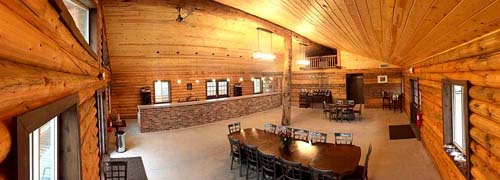 wine tasting log cabin commercial log building middleton maryland orchard cellar
