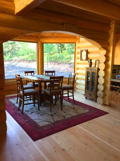 Discounted Log Home Kit and Cheapest Log Cabin packages | Lazarus