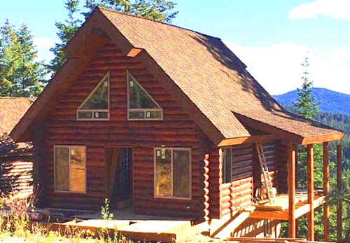 North Fork best log cabin rental hunting retreat Colorado